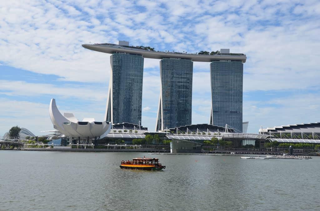 Singapur Hotel Marina Bay Sands