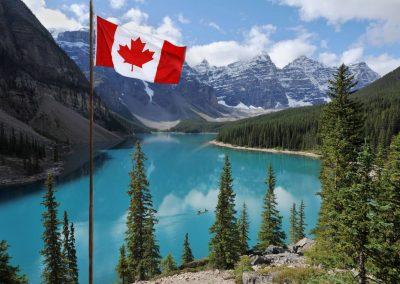 Kanadas Osten