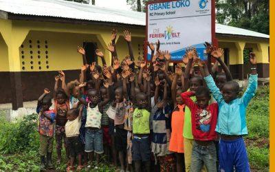 Unser Spendenprojekt 2019/2020