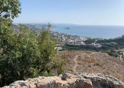 Ausblick auf der Halbinsel Kefalos